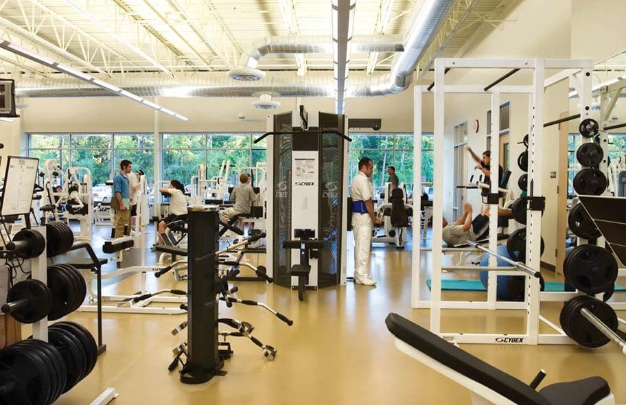 Woodlands YMCA